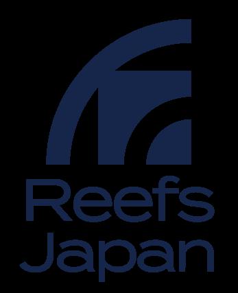 reefs japan logo